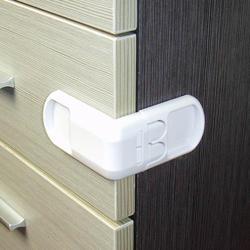 4 шт. Детские замки для ящиков детей защиты безопасности для Кабинета малыша защитный замок для детей Холодильник окна шкаф