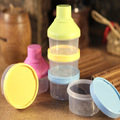 Three Layer Baby Food Storage Milk Containers Bottle Box High-quality Wholesale 2016