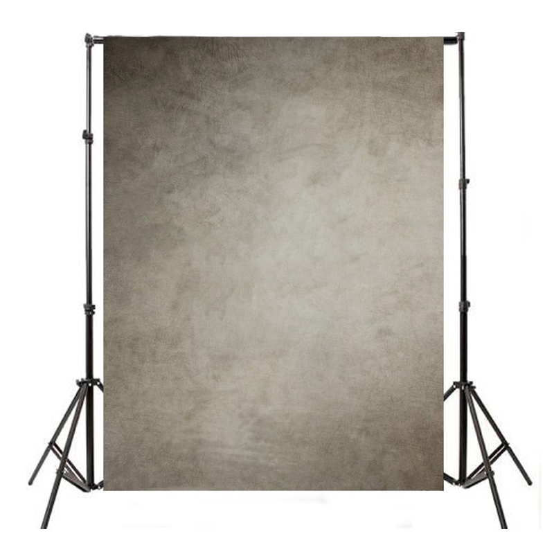 Mayitr 1pc 5x7FT Grey Backdrop Cloth High Quality Wall Photography Background Photo Studio Props For Photography Party Bar mayitr 5x7ft magic dark blue mysterious photography background vinyl high quality backdrop for studio photo props