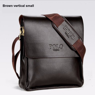 Brown vertical small