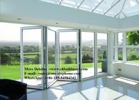 Preto de vidro de alumínio portas interiores  portas de vidro interior divisor de quarto superior  portas interiores