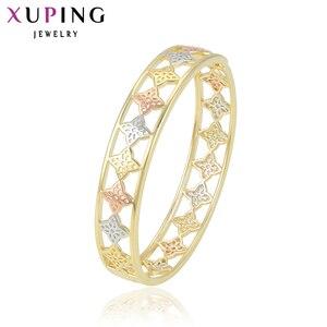 Xuping модный браслет, очаровательный дизайн, подарок, модный браслет, ювелирное изделие, золото, для девушек, женщин, высокое качество, S9-51283