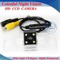 Камера Автомобиля Камера Заднего вида С 4 LED HD Камера ForSubaru Forester 2008-2012/Outback 2009-2011/Impreza (седан) 09-11