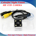 Câmera Car Câmara de Visão Traseira Com 4 LED CCD Da Câmera HD ForSubaru Forester 2008-2012/Outback 2009-2011/Impreza (sedan) 09-11