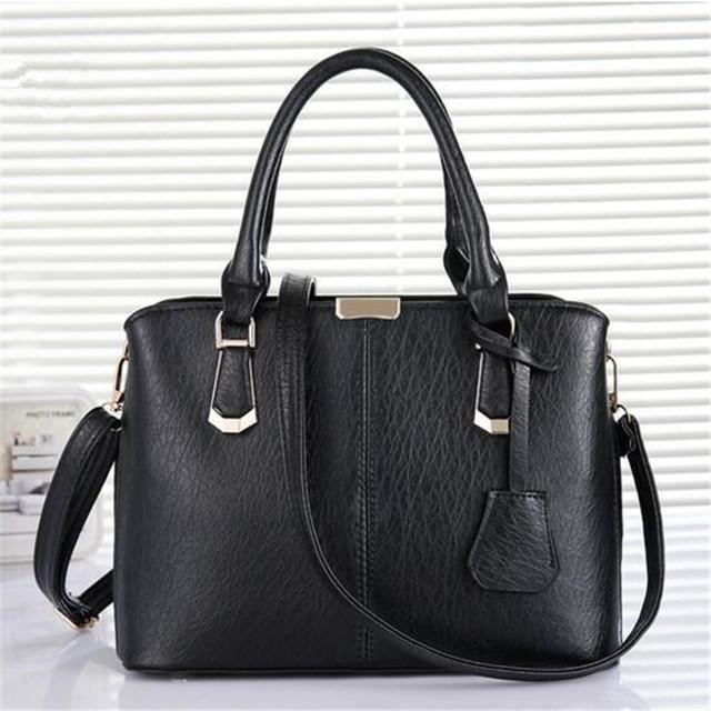 2016 new winter fashion trend handbags shoulder diagonal Ms. handbag European and American big bag bride bag