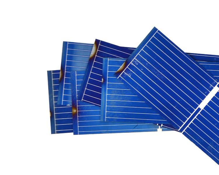 100pcs 52*19mm Solar Panels Painel Polycrystalline Silicon solar cells For DIY Charging experiment testing 7