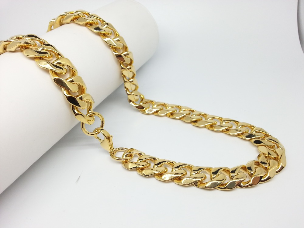 Wedding Romantic Men Round Indian Gold Plated Jewelry Set Mesh