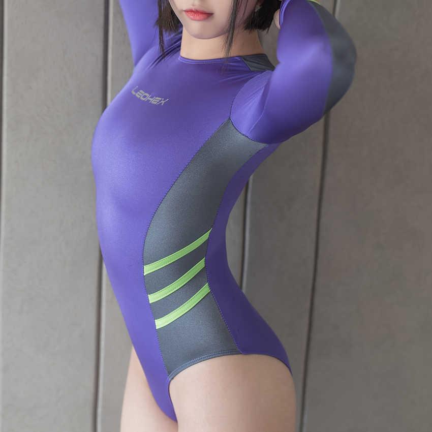 Cosplay corps costumes japonais filles corps cosplay costumes pour femmes sport corps costume une pièce école maillot de bain sexy corps costume filles