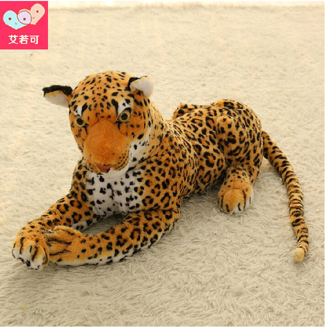 206dc0e07c7 Online Shop TY Plush Animals Beanie Boos Large Leona Blue Leopard Plush  ToysTy Big Eyed Stuffed Animals Soft Toys for Children