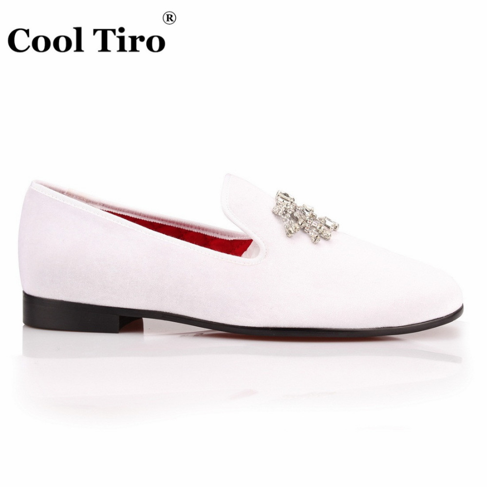 bf26350345e Detail Feedback Questions about COOL TIRO Handmade velvet Loafers ...