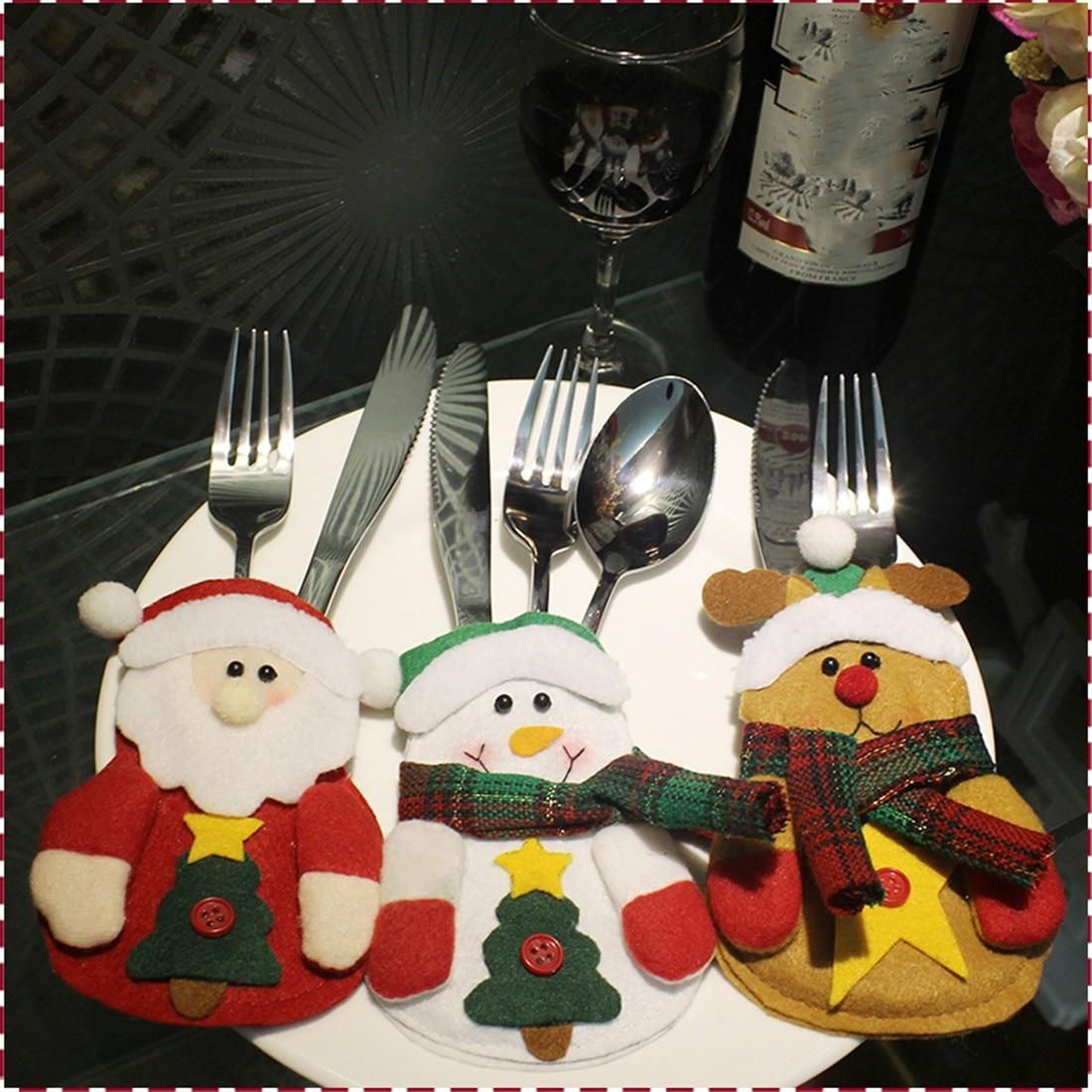 10 x Botones de Madera de Navidad Adornos al azar Mezclado Lucky Dip