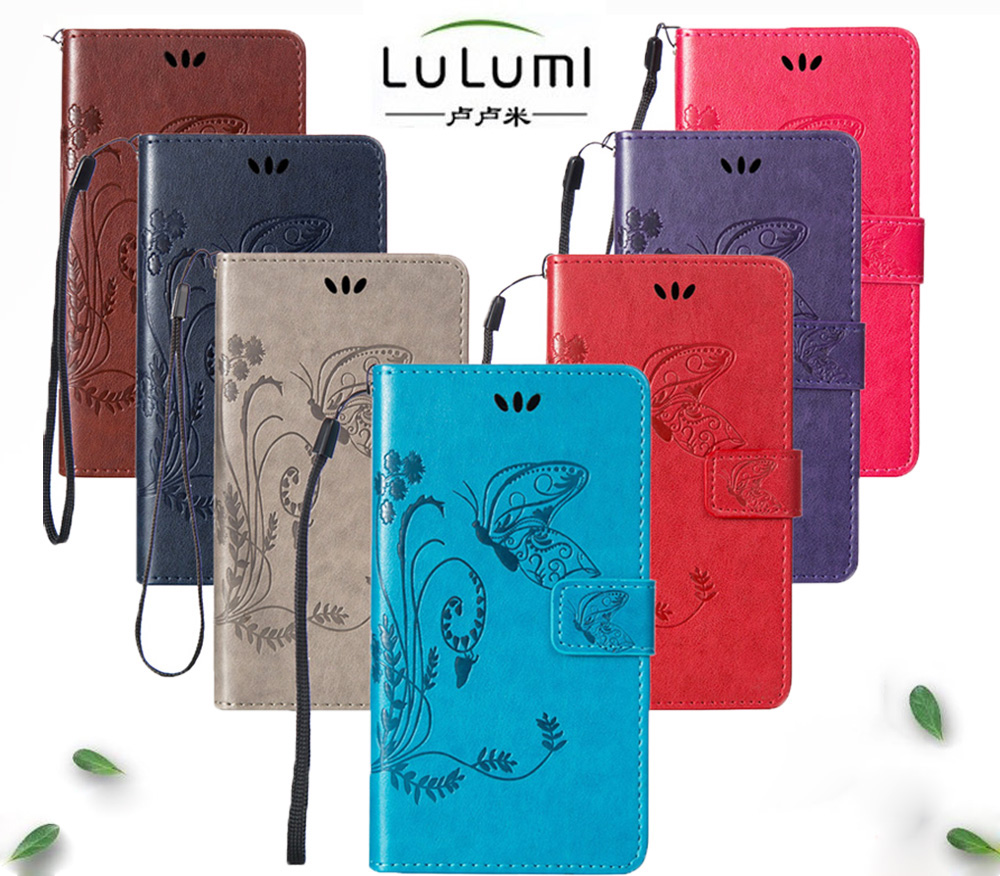 Luxury Retro <font><b>Case</b></font> <font><b>for</b></font> <font><b>DEXP</b></font> <font><b>Ixion</b></font> <font><b>ML150</b></font> Amper M PU Leather Flip Cover Magnetic Fashion <font><b>Cases</b></font> Strap image