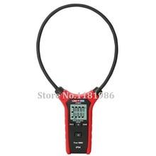 UNI-T UT281C True RMS Smart AC 3000A Digital Flexible Clamp Meter Multimeter Ammeter, Multipurpose Table Backlight / Auto Off