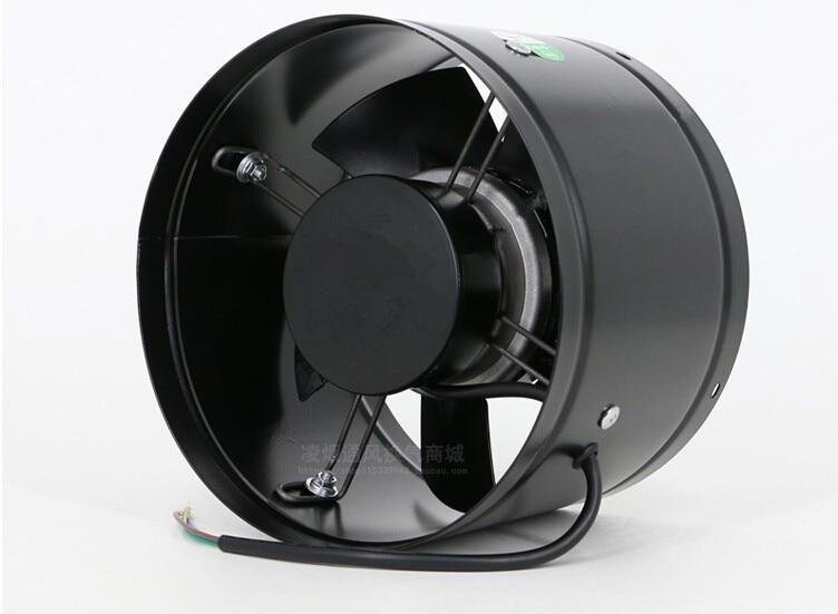 high quality 6 inch 15CM exhaustfan Duct blower powerful mute axial flow fan ventilator kitchen Powerful exhaust fan все цены