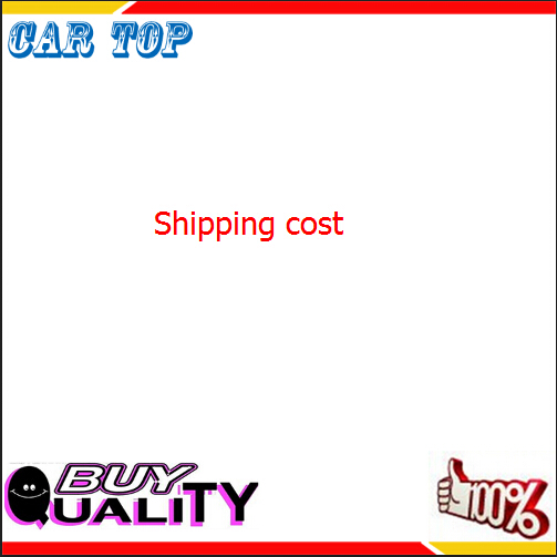 Make Your Order For faster way shipping cost by DHL EMS Fedex