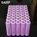 40 unids/lote 3,7 V 2600 mAh EAIEP Original 18650 batería recargable de Li-Ion para ICR18650-26F ICR18650 26F baterías de 2600 mAH