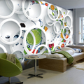 Custom photo wallpaper large mural fresco fruit wallpaper 3D stereoscopic restaurant wallpaper