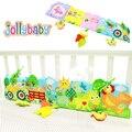 Bebé libro de paño educativo toys retail conocimiento alrededor multi-táctil multifunción divertido y colorido cama parachoques yyt506