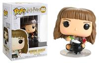 Exclusive FUNKO POP Official Harry Potter Hermione Granger #80 Vinyl Action Figure Collectible Model Toy with Original Box