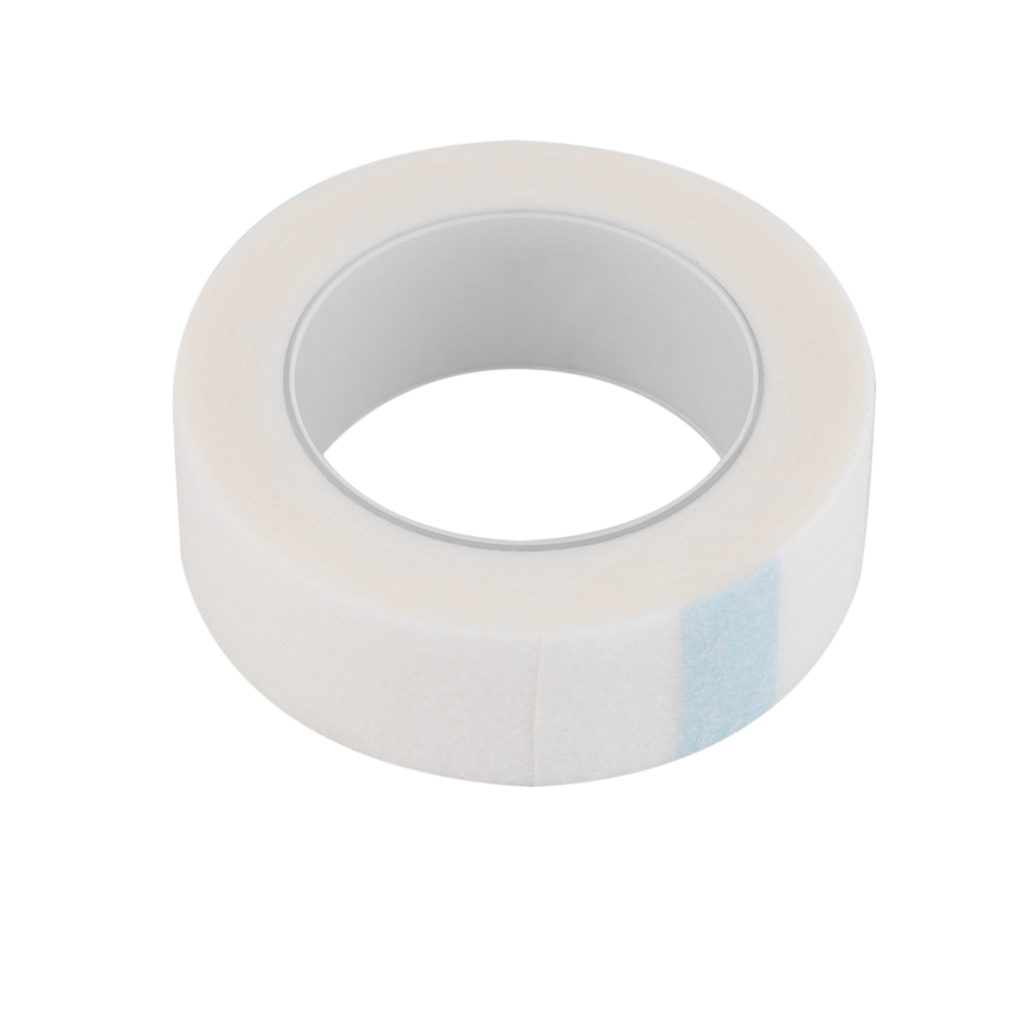 1 Roll Individual Eyelash Extension Tools Supply Medical Tape Medical Eyelash Extension Micropore Paper Tape Tool