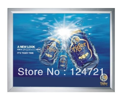 Led photo frame clear a3 advertising aluminium profile lightbox led panel wall mounted 2014 new inventions 2014 high quality new inventions crystal magic mirror lightbox led