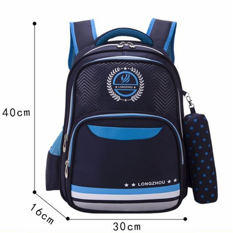 2018 Children Waterproof Backpack In Primary School Backpacks kids School Bags For Boys Girls Schoolbags mochila infantil new style school bags for boys