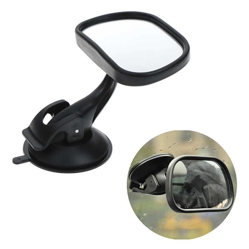 Adjustable Bayi Mobil Cermin Mobil Kursi Belakang Safety Lihat Belakang Ward Menghadapi Mobil Interior Bayi Anak-anak Monitor Reverse Kursi Keamanan cermin