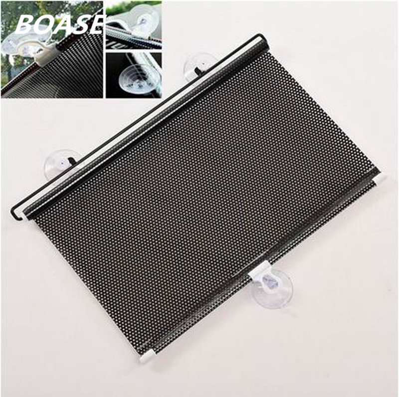 New Rollback Window Sun Shade Screen Cover Sunshade Protector Auto Truck Left Right Side Windshield Protection Solar