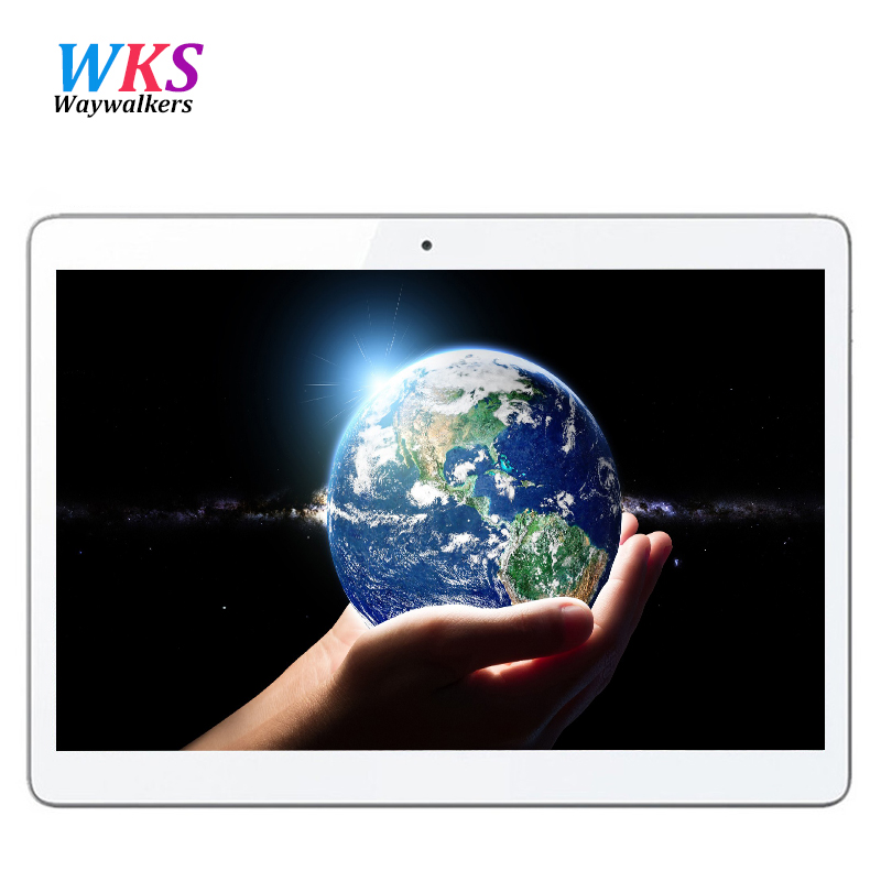 Free shipping China Cheap waywalkers Tablet pc octa core 3G LTE Built in 3G WCDMA 4GB