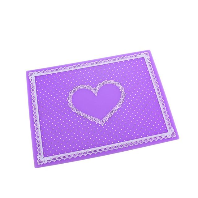 Silicone Pillow Hand Holder Nail Art Salon Practice Cushion Lace Table Washable Mat Pad Foldable Washable Manicure Tool