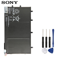 Original Replacement Sony Battery For SONY Xperia Tablet Z Tablet 1ICP3/65/100 3 LIS3096ERPC Genuine Tablet Battery 6000mAh