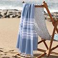 New 2017 Turkish Towel  - 100% Cotton Bath Towels For Adult Super Soft Beach Towel Quick Dry Towel Muslin Blanket Brand 75*140cm
