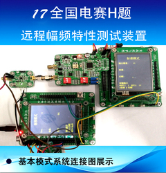 Remote Amplitude Frequency Characteristic Test Device DDS Amplifier Amplitude Frequency