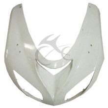 Unpainted New Upper Front Cowl Nose Fairing For KAWASAKI Ninja ZX-10R 2006-2007 Motorcycle Accessories
