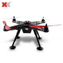 Oryginalny XK X380 RTF Drone 2.4G 4CH GPS Funkcja Wykrywania Unosząc Bezgłowy tryb 3D RC Quadcopter Multicoptera