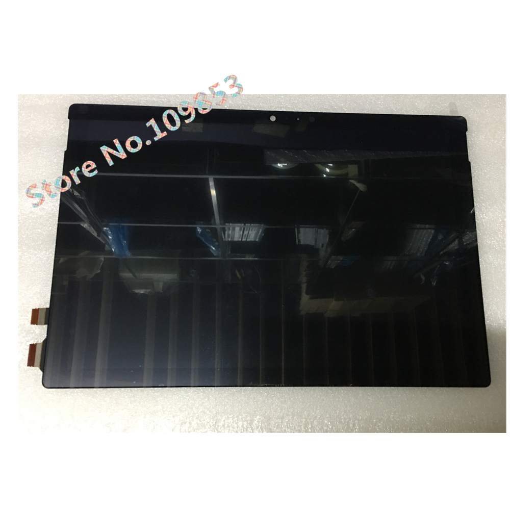 "Free shipping Original New  For Microsoft Surface Pro 5 1796 12.3"" LCD LED Touch Screen tablet assembly"