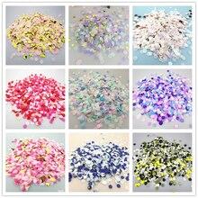 Круглые бумажные салфетки 10 г 1 см, конфетти, кружки в горошек, воздушные шары для детского душа, украшения для свадьбы, дня рождения