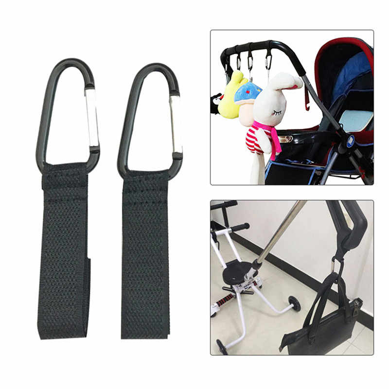 Durable Infant Baby Pushchair Hangers Outdoor Convenient Stroller Length Adjustable Hooks For Hanging Exquisite Design