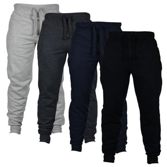 Casual Joggingbroek.Eqmpowy Broek Casual Joggingbroek Solid Fashion High Street Broek