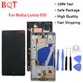 Best Quality Lumia 930 LCD Frame For Nokia Lumia 930 LCD Display Touch Screen Digitizer With Frame Full Assembly