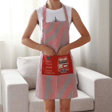 Kitchen Cotton Apron Cooking Panting Apron Waterproof OilProof Nail Work Clothes Resturant Work Clothes Apron Women my apron