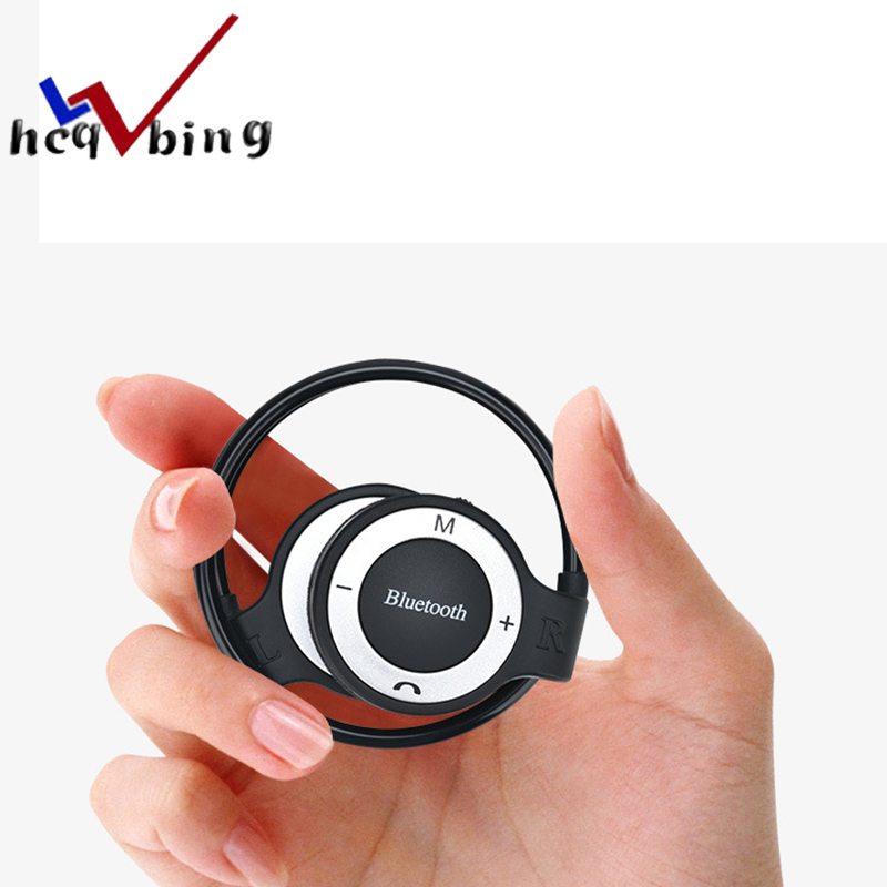 HCQWBING Portable wireless sports Headphones  Bluetooth 4.1 headset support TF Card Mp3 player stereo for iphone Android xiaomi original xiaomi mi bluetooth speaker wireless stereo mini portable mp3 player pocket audio support handsfree tf card