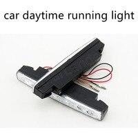 Best Price Sale 2 Pieces 12V White 8LED Car DRL Driving Daytime Running Fog Light Bumper