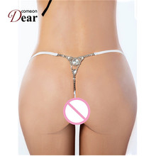 PJ5019 Comeondear Wholesale Lace Thong Panties 2 Style Sexy
