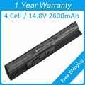 Nuevo 4 celular batería de ordenador portátil para HP 15t-k000 15t-k100 14-u100 14-u200 17t-k000 17t-k100 15t-k200 756743-001 HSTNN-DB6K TPN-Q140
