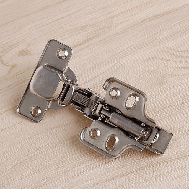 4 X Qrity Aufschraubscharnier mit Feder Öffnungswinkel 90° Küche ...