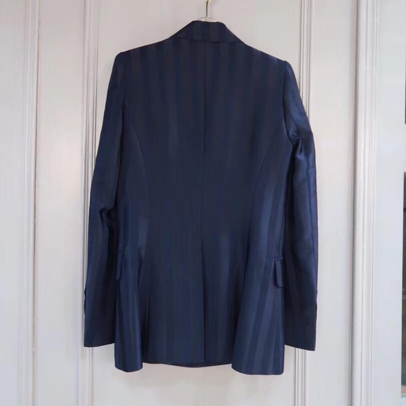 Manches Mode À Formelle Les Manteau Pour Veste Femmes Noire 2019 De Longues Dame Nouvelles x845qw140