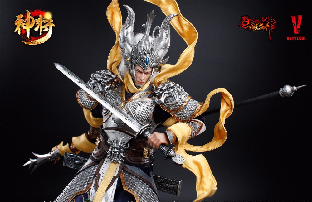 1/6 Scale Collectable VERYCOOL DZS-004 Asura Series Exiled God action figure Collectible Model Toys 2