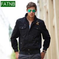 2016 Бренд Для мужчин Военная Униформа армии куртка-пилот ветровки Вышивка для Aeronautica Militare пилот Для мужчин S Пальто для будущих мам