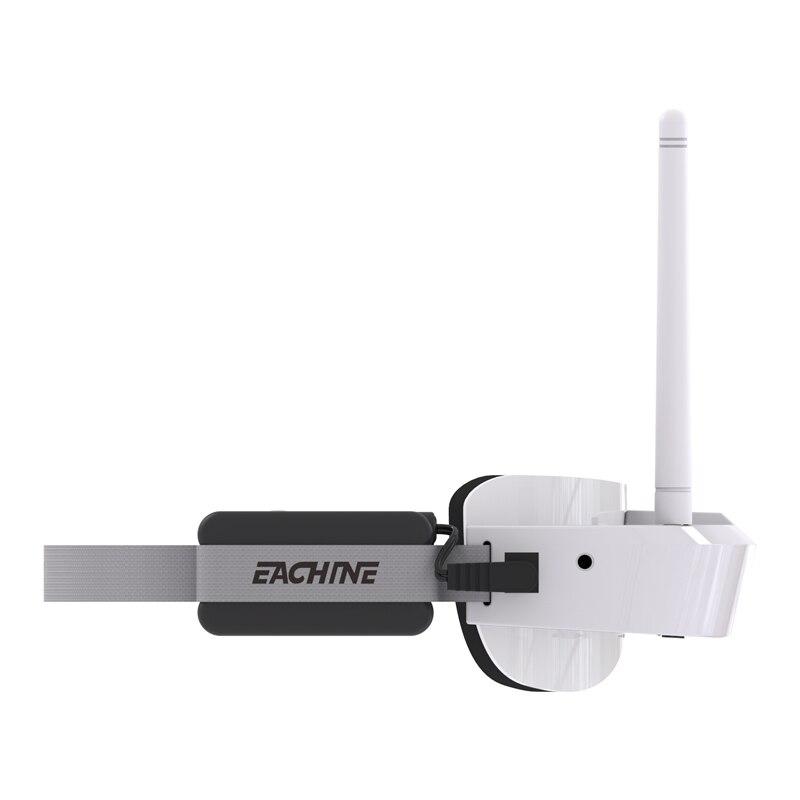 Eachine EV100 720*540 5.8G 72CH FPV lunettes blanc avec Mini DVR 7.4V 1000mAh batterie RC Drone télécommande jouets pièces - 4